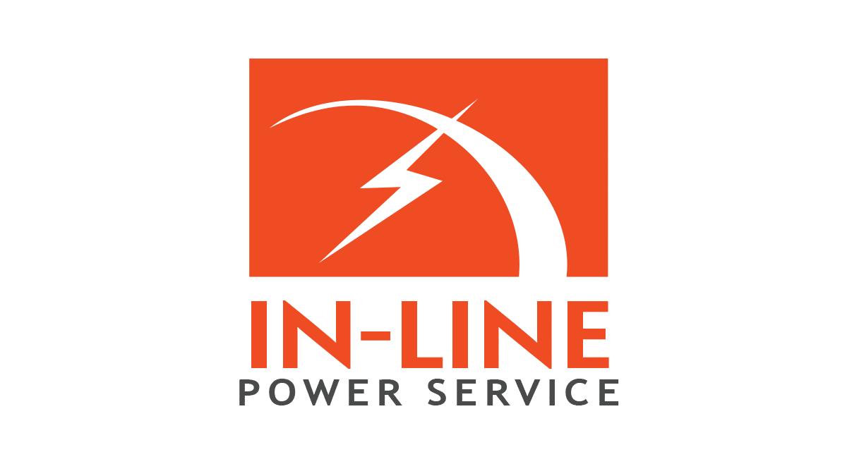 utility company logo design